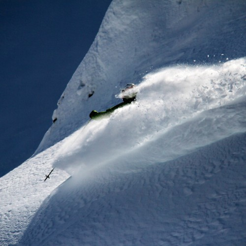 Awesome-powder-shot