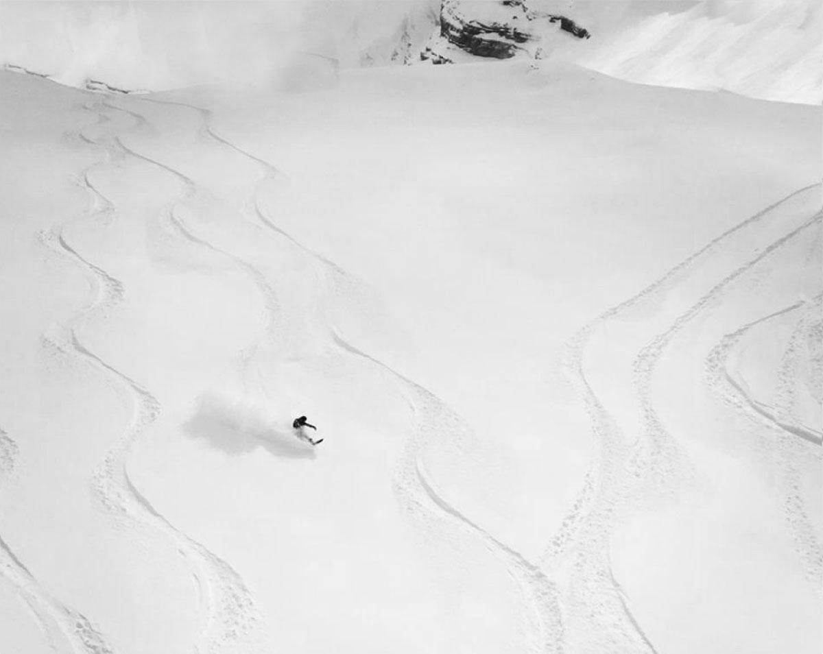 Free test ski tour