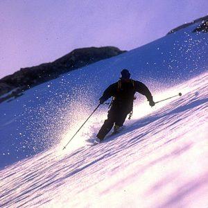 ski test tour